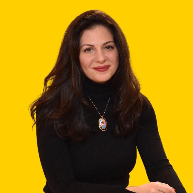 HR akademijos pranešėja Laura Hamidova